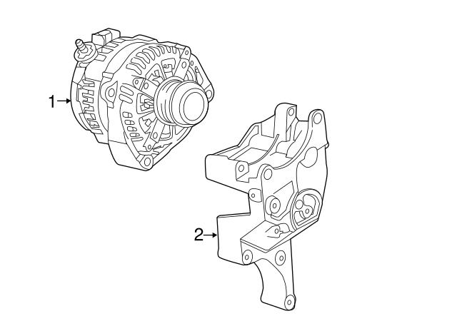 Auto Parts & Accessories Car & Truck Alternators
