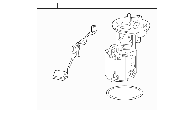 2018-2020 Chevrolet Camaro Fuel Pump Assembly 84244658