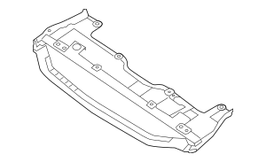 Genuine OEM Under Cover Part# 75890-9HS0A Fits 2016-2019