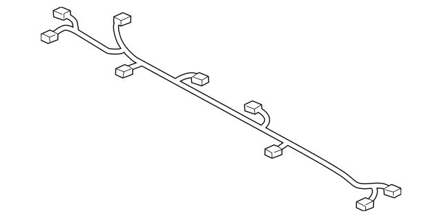 2013 Hyundai Veloster Wire Harness 91895-2V020