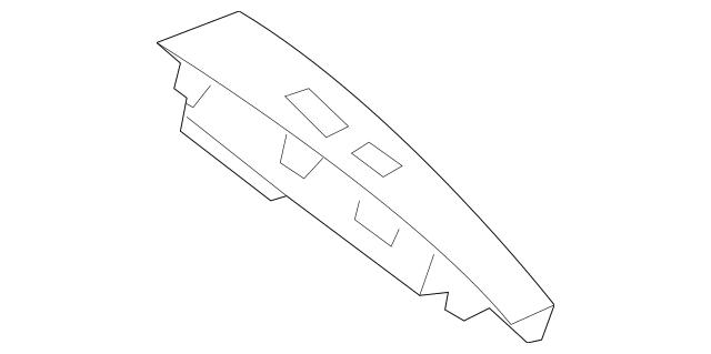 2007-2009 Hyundai Santa Fe Switch Assembly Right[pass