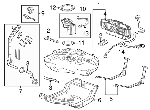 Canister Vent Valve Solenoid Location 2002 Buick