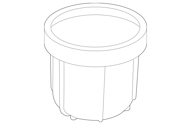 Buy this genuine OEM 2015-2019 Ford Fuel Filter Housing