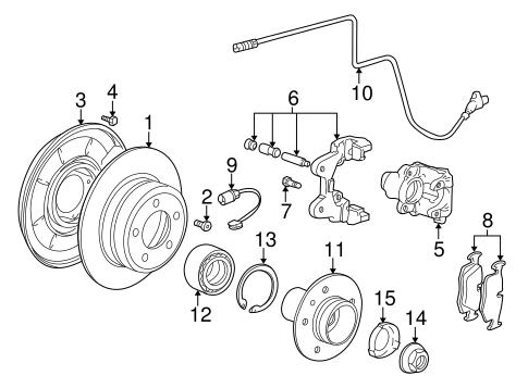 1999 Bmw 318ti Engine 1999 BMW 528I Intake Manifold Wiring