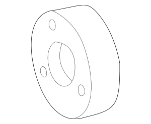 1995-1997 Mercedes-Benz Tension Pulley 104-200-10-70