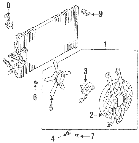 Fuel System Components for 1994 Chevrolet K1500 Pickup