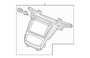 Discount Genuine OEM 2014-2016 Honda ODYSSEY 5-DOOR Panel