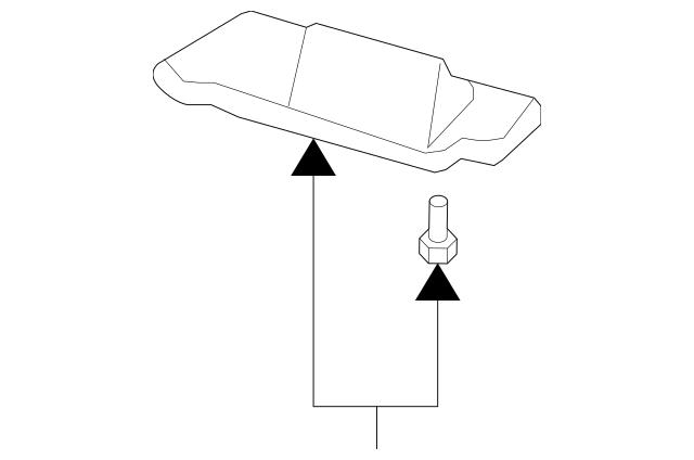 Sun-Visor Assembly, L *NH643L* (Mirror) (Light Gray