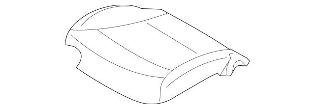 2011-2012 Hyundai Sonata Cushion Cover 88260-3Q040-YR2