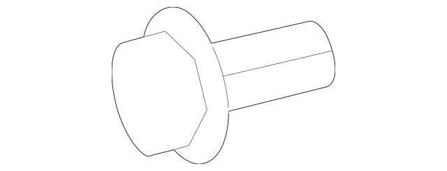 2008-2019 Ford Cylinder Head Temp Sensor 9L8Z-6G004-E