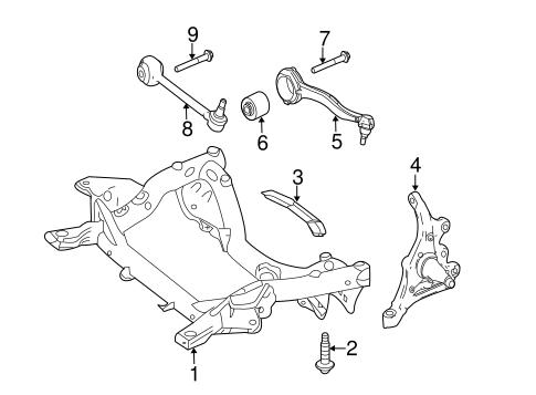 Suspension Components for 2015 Mercedes-Benz SLK 250