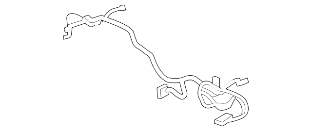 Genuine OEM Wire Harness Part# 15838043 Fits 2003-2007 GM