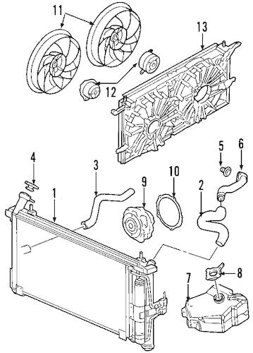 Saturn Parts