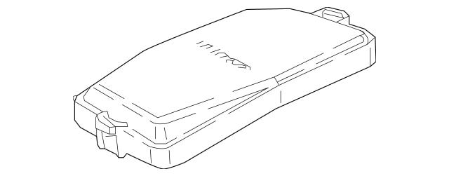 Toyota Rush Fuse Box Diagram
