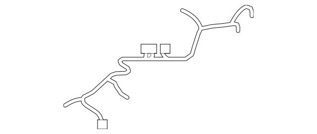 2011-2019 Toyota Sienna Wire Harness 82194-08020