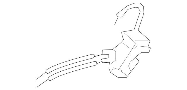 2009-2014 Hyundai Genesis Lock Actuator 81410-3M000