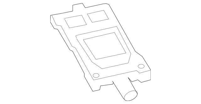 2000-2012 Mercedes-Benz Air Quality Sensor 211-830-04-72