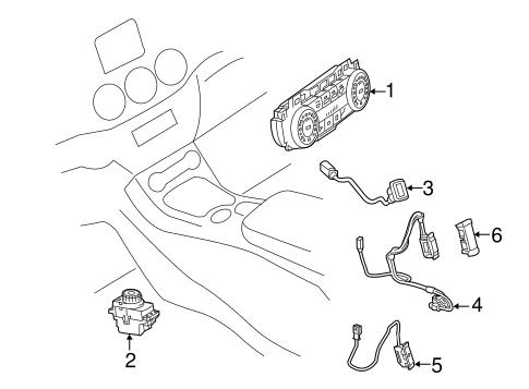 Navigation System for 2016 Mercedes-Benz CLA 250