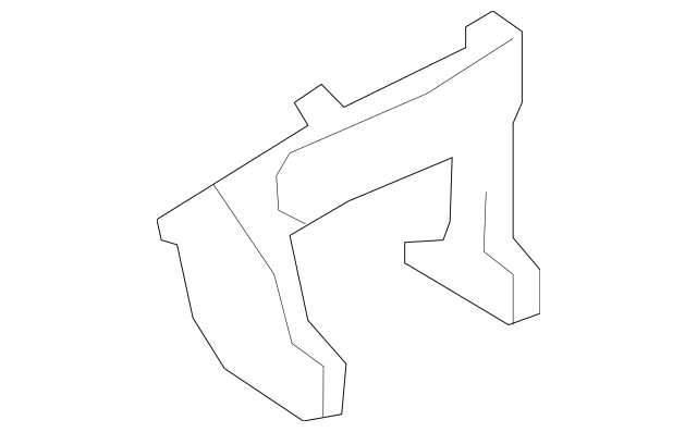 2010-2015 Mitsubishi Lancer Control Panel 8010A189XA