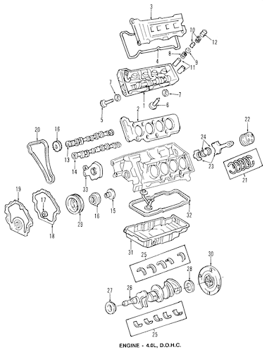 2009 Acadia Engine Diagram