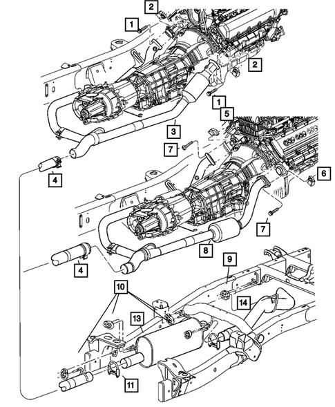 Dodge 318 Engine Diagram Exploded View : Dodge 318 Engine