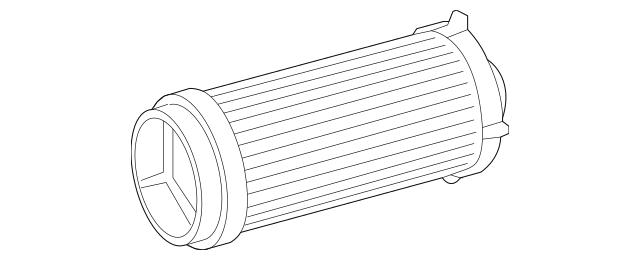2014-2019 Mercedes-Benz Filter Element 246-377-23-00