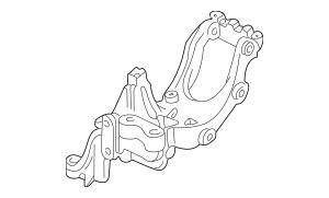 1993-2005 Acura NSX COUPE Bracket, Alternator 31112-PR7