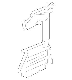 Discount Genuine OEM 2015-2017 Honda FIT 5-DOOR Duct, L