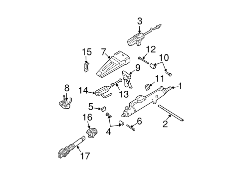 Lower Components for 2009 Mercedes-Benz E 320
