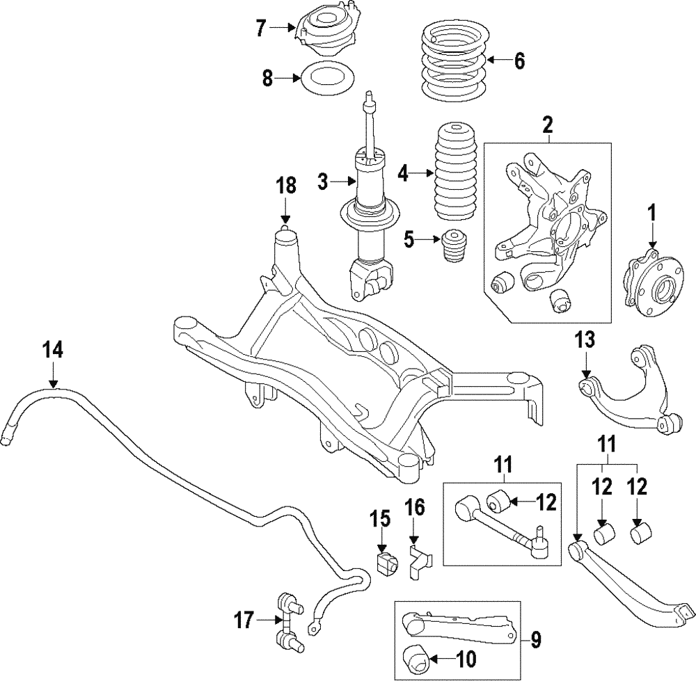 hight resolution of part can be found as 12 in the diagram above genuine subaru parts