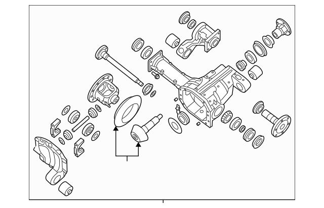 Infiniti G35 Fuse Box Schematic