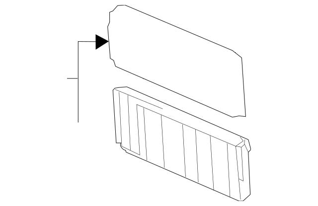 Cooling Unit: Mazda 3 Filter Cooling Unit