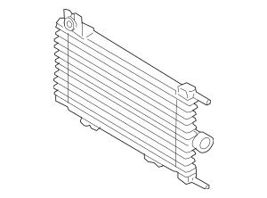2008-2013 Nissan Rogue Transmission Oil Cooler System OEM