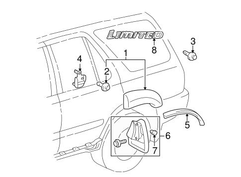 Toyota Tundra Floor Mat Twist Clips