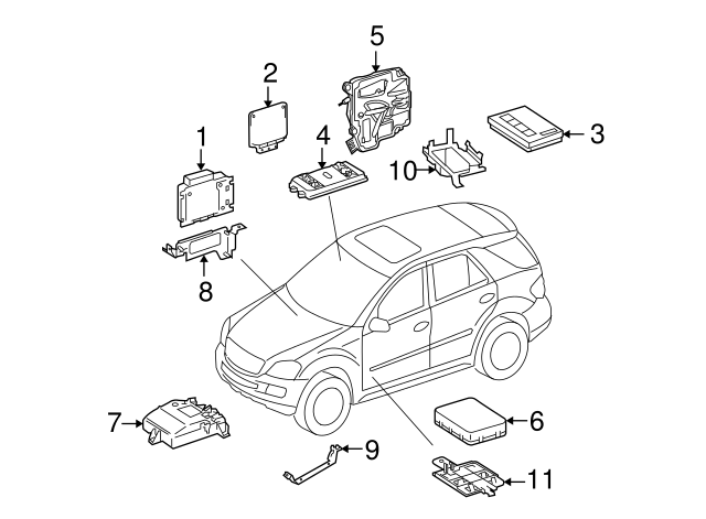 Genuine Mercedes Parts Diagrams. Mercedes. Auto Wiring Diagram