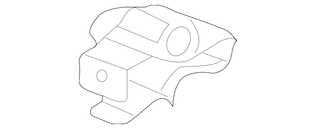 2004 Acura TSX SEDAN Stay A, Oxygen Sensor 36538-RAA-A00
