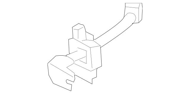 Genuine OEM Check Strap Part# 79490-3E001 Fits 2003-2009