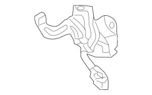 Discount Genuine OEM 2009-2015 Honda PILOT 5-DOOR Lock