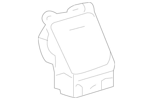 2013-2015 Toyota Venza Compartment Box 58806-0T040-B1
