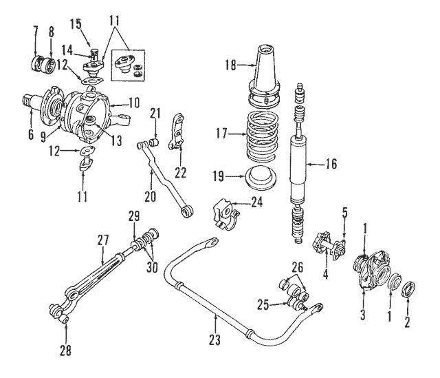 1993 Land Rover Defender 110 Auto Controller NRC7050
