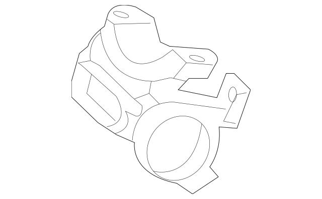 Genuine OEM Steering Lock Part# 81910-2K000 Fits 2010-2013