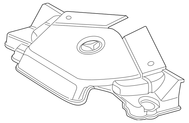 2002-2007 Mercedes-Benz Cover Plate 113-010-13-67