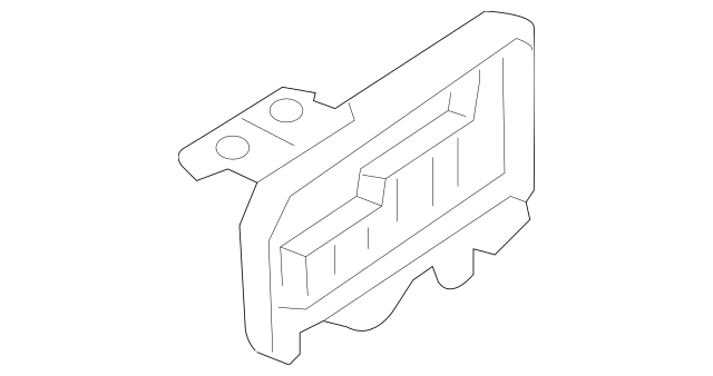 Genuine 2012-2014 Honda CR-V 5-DOOR Fuse, Multi Block