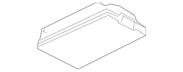 2004-2007 Infiniti QX56 Storage Box 96985-7S00D