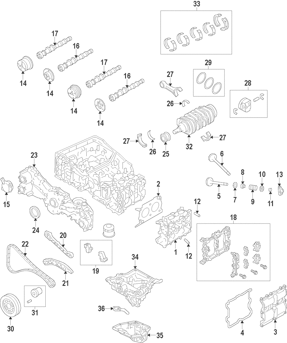 Genuine subaru control valve solenoid 10921aa190
