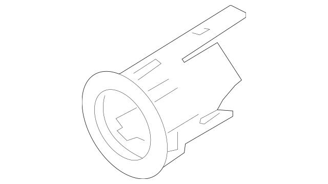 2008-2015 Nissan Armada Park Sensor Bracket 28452-ZQ40C