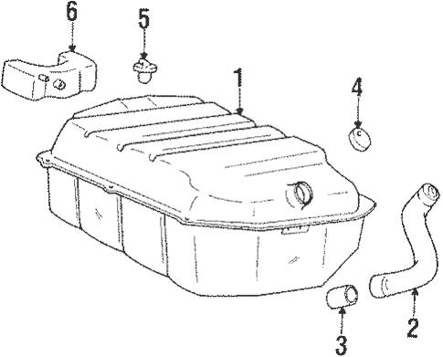 Mitsubishi Starion Engine Diagram