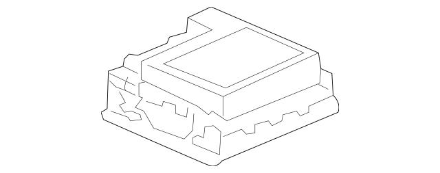 2004-2008 Acura TSX SEDAN Module Assembly, Ambient Light
