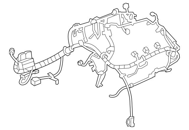 2010 Buick Lacrosse Engine Diagram