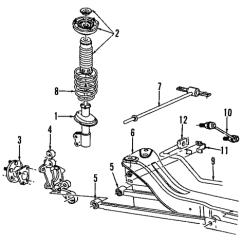 2001 Saturn Sl2 Wiring Diagram Stc 1000 Temperature Controller Sl1 Suspension Great Installation Of Oem 2002 Rear Parts Gmpartsonline Net Rh 1999 Sc2